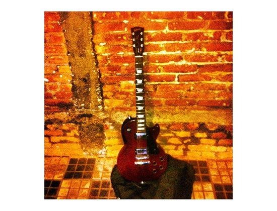 Gibson Les Paul Studio Worn Brown