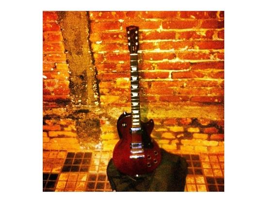 Gibson Les Paul Studio Worn Brown