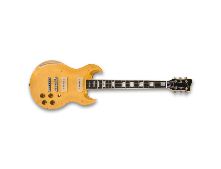 First Act Custom Gold Top