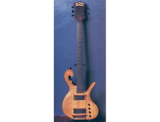 Carl Thompson - Maple Piccolo Bass