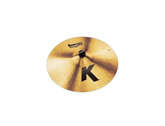 """Zildjian K 18"""" Dark Crash Medium-Thin"""