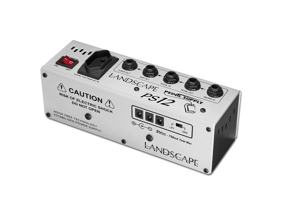 Landscape PS12 Pedal Supply