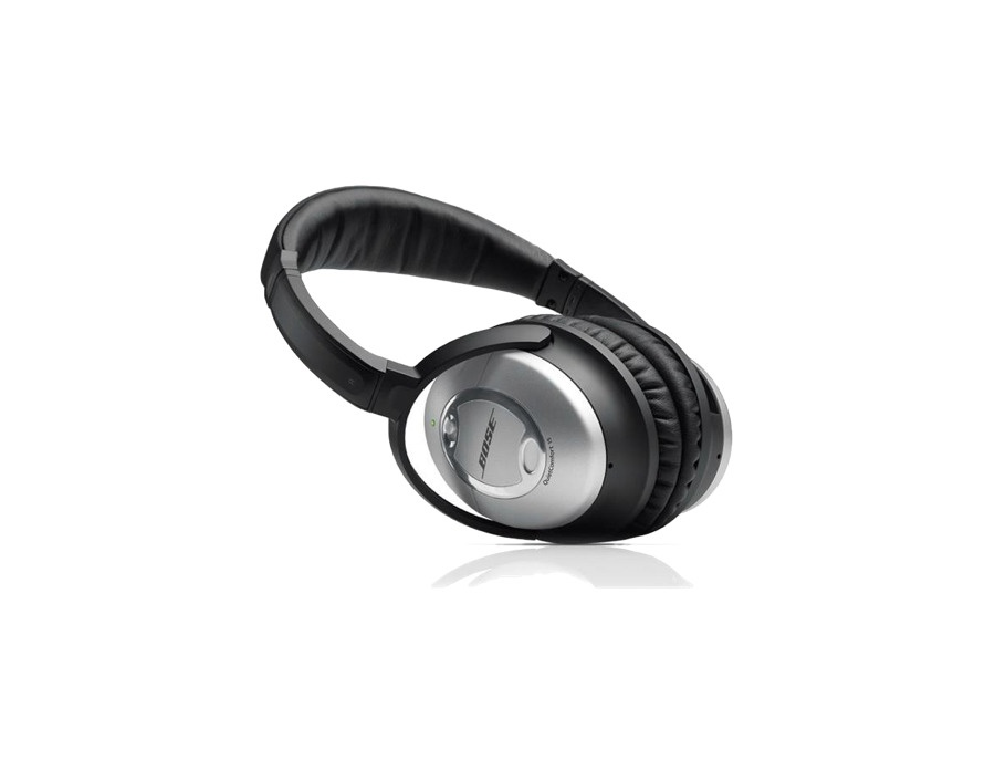Bose quietcomfort 15 acoustic noise canceling headphones xl