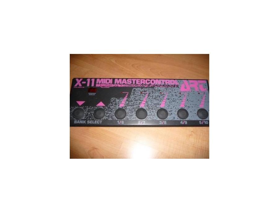 ART X-11 MIDI MasterControl Footswitch