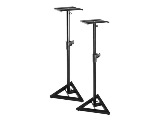 On-Stage SMS6000 Adjustable Monitor Stands, Pair