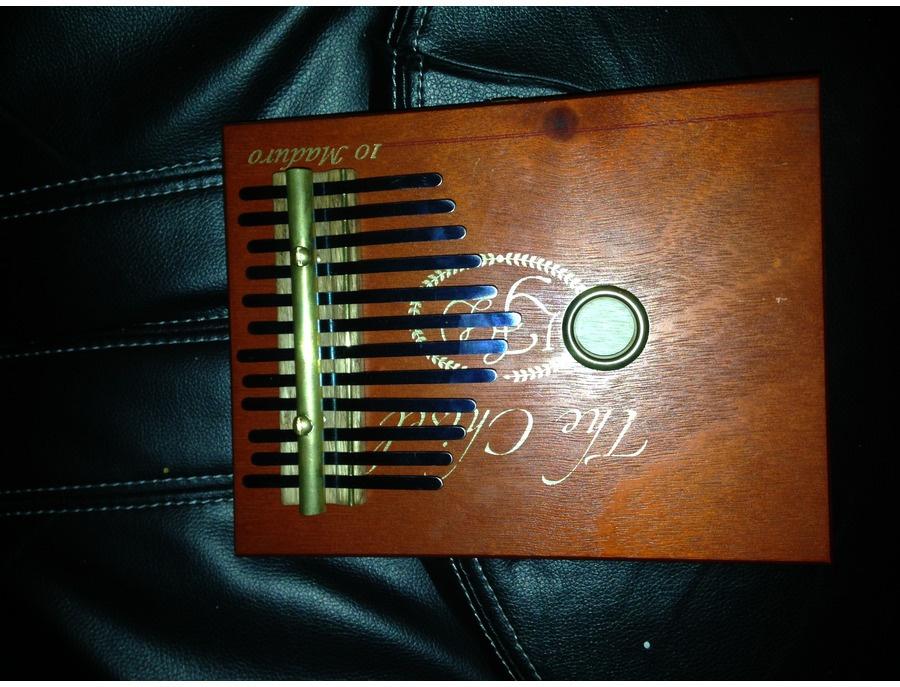 Cigar Box Kalimba