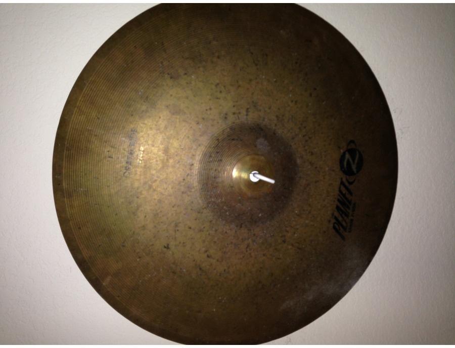 1 random cymbal