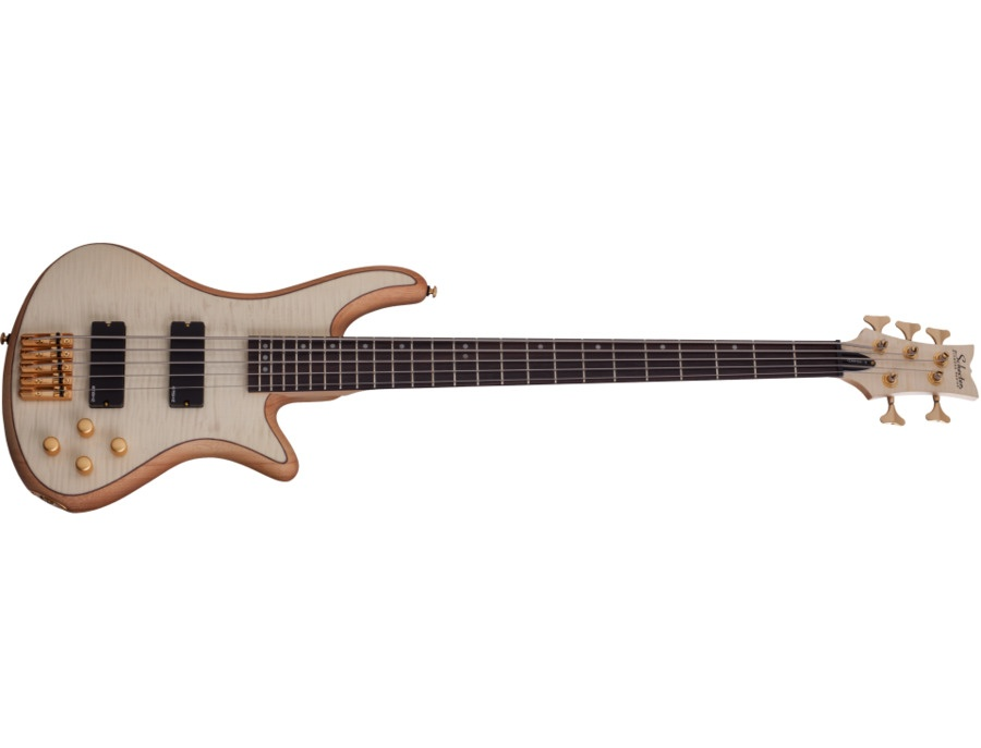 Schecter Stiletto Custom-5 Electric Bass