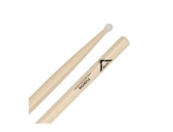 Vater Fusion Nylon Tip Hickory Drumsticks