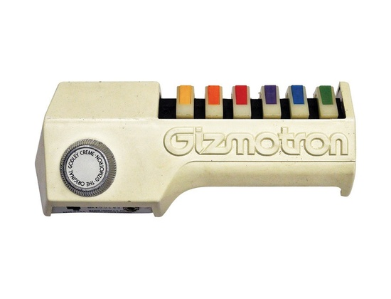 Gizmotron Mechanical Bowing Device For Guitar and Bass