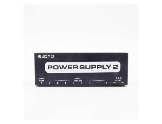 Joyo Power Supply 2 Jp 02 Isolated Effect Pedal Multi