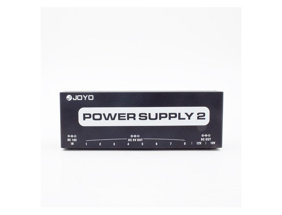 JOYO Power Supply 2 JP-02 Isolated Effect Pedal Multi Brick
