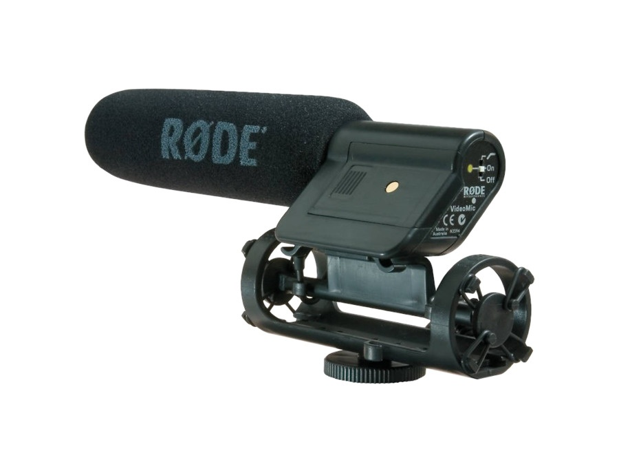 Rode VideoMic Directional Video Condenser Microphone