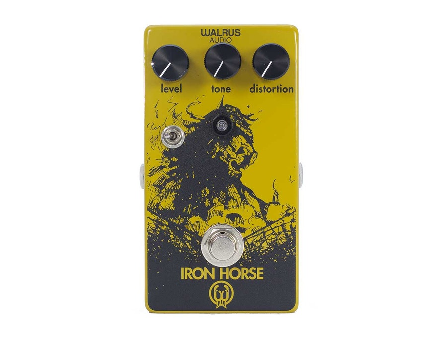 Walrus Audio Iron Horse LM308 Distortion