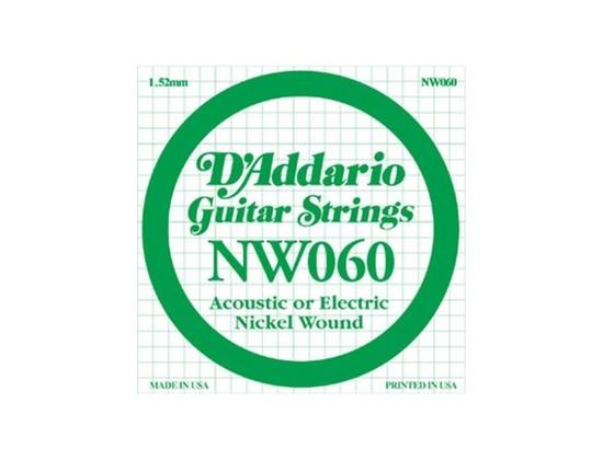 D'Addario NW060 Guitar Strings