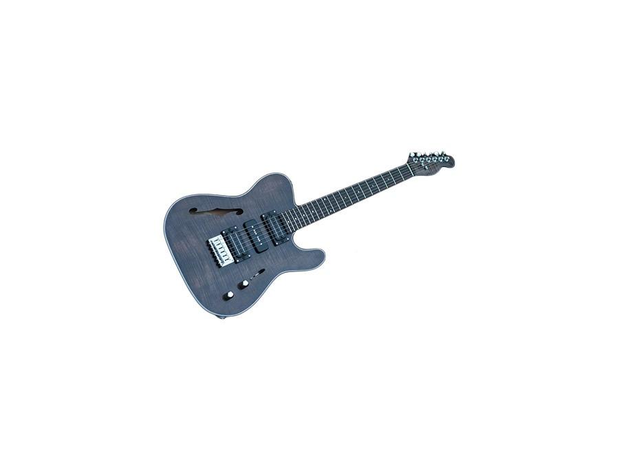 Fender Custom Telecaster Thinline Electric Guitar