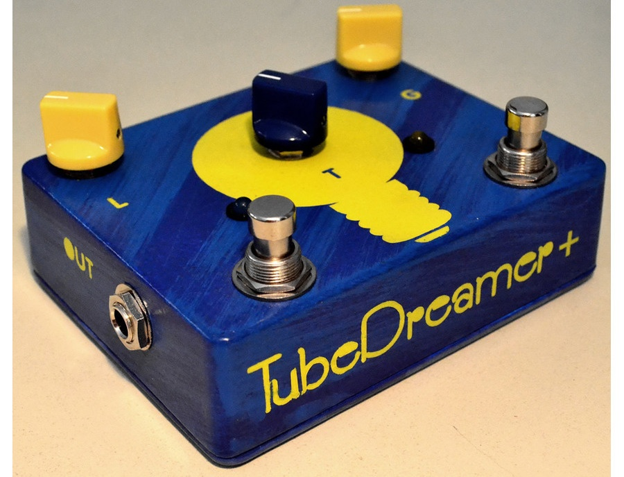 JAM pedals Tube Dreamer +