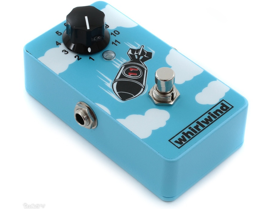 Whirlwind The Bomb Boost Pedal
