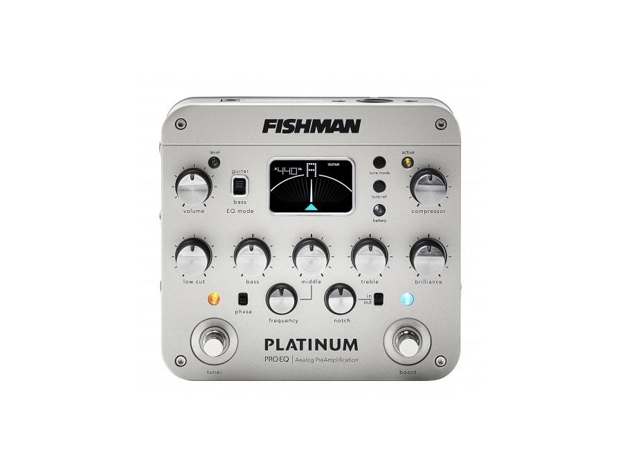 Fishman Platinum Pro EQ Analog Preamp