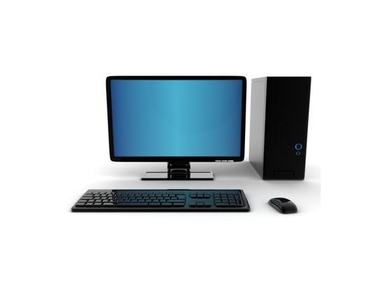 Custom built PC (Win 7)