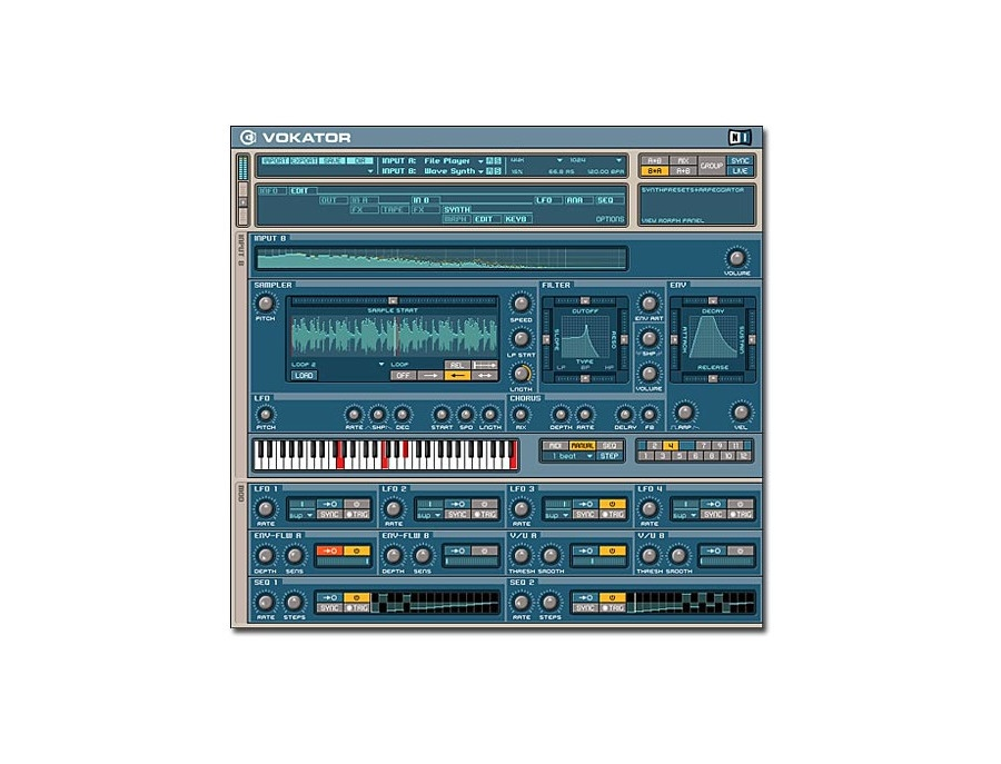 Native Instruments Vokator