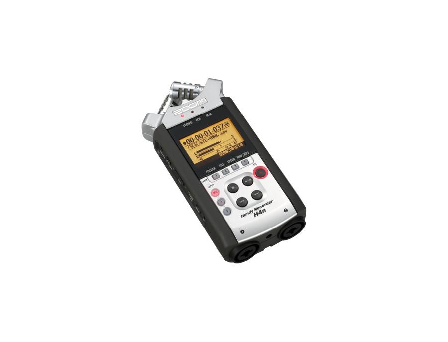 Zoom h4n handy portable digital recorder xl