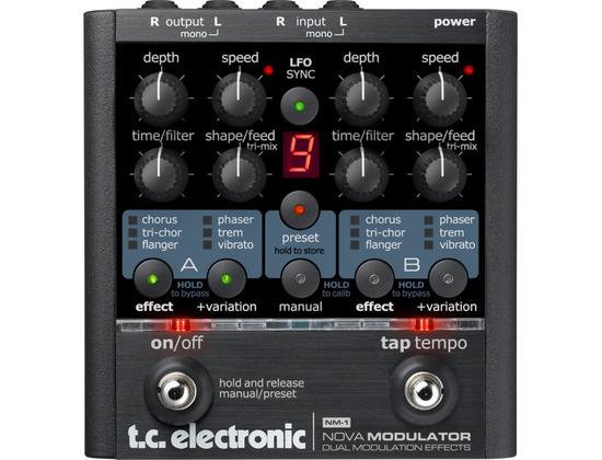 TC Electronic NM-1 Nova Modulator