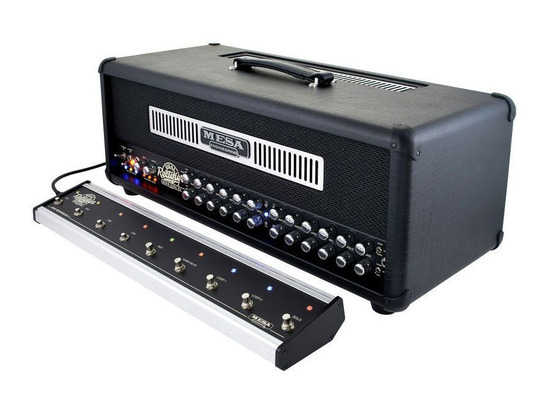 Mesa Boogie Dual Rectifier Road King I Head
