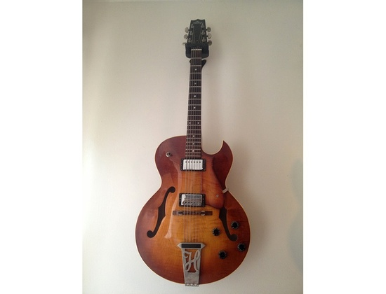 Heritage H575 Archtop