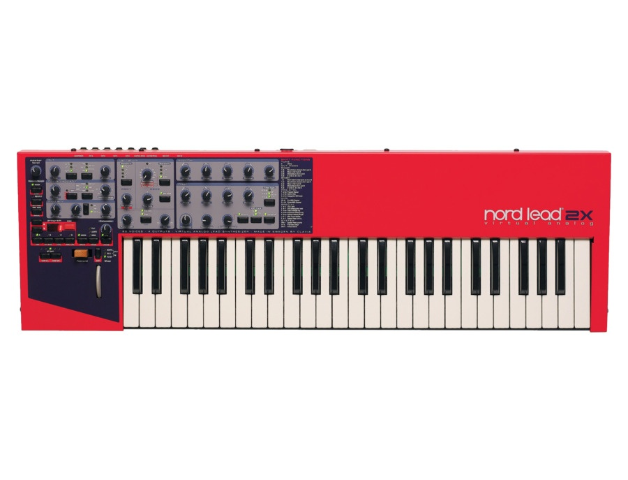 Clavia nord lead 2x synthesizer xl