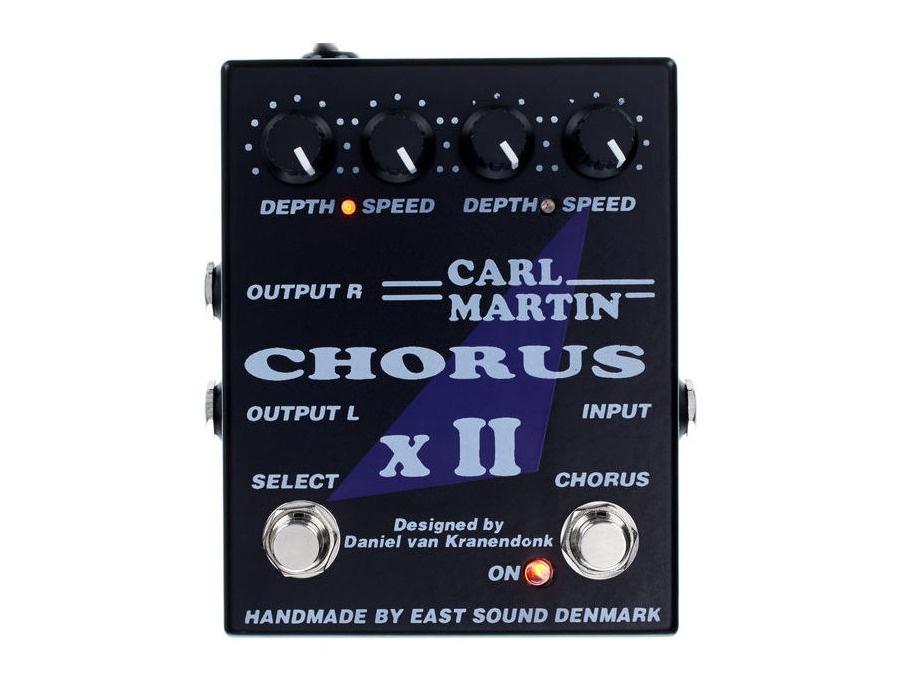 Carl martin chorus xii xl