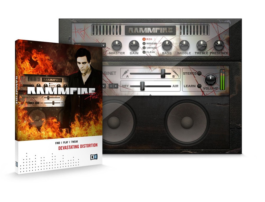 Native Instruments RAMMFIRE