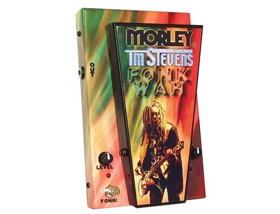 Morley TMS TM Stevens Fonk Wah Pedal