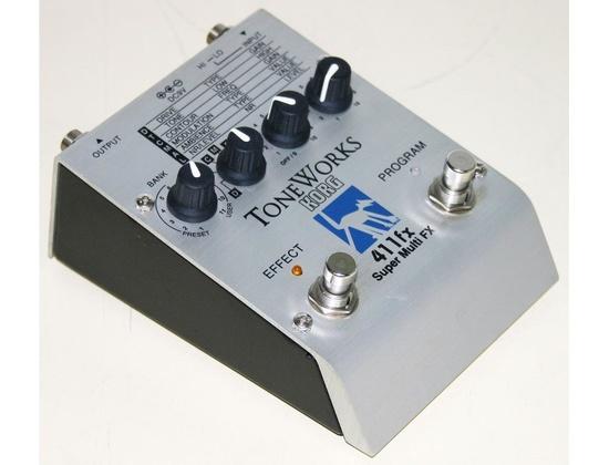 Korg ToneWorks 411fx Super Multi FX
