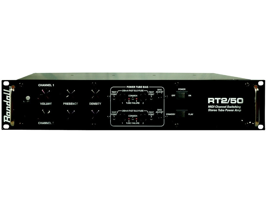 Randall RT2/50 Power Amp