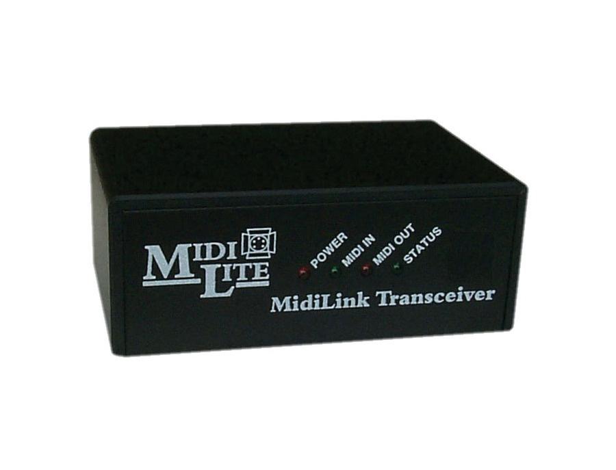 Midi Lite MidiLink Transceiver