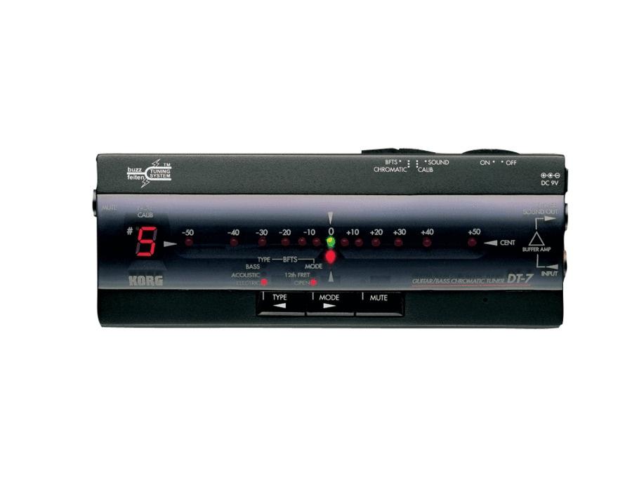 Korg DT-7 Tuner