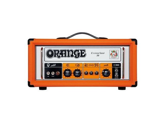 Orange Custom Shop 50