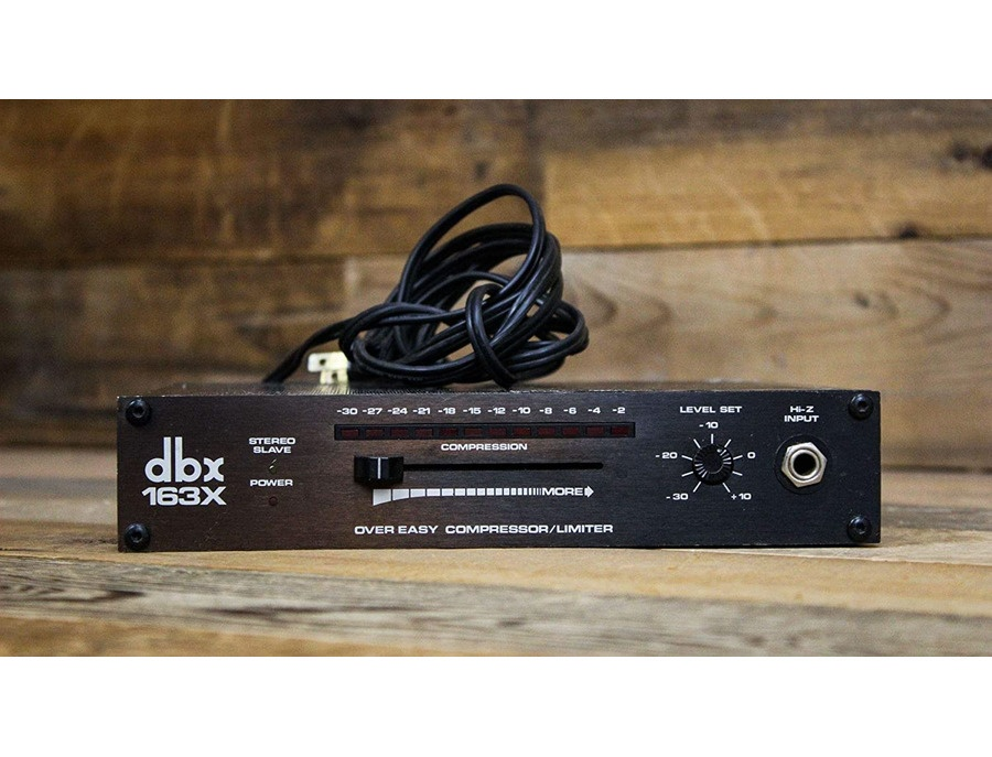 dbx 163x