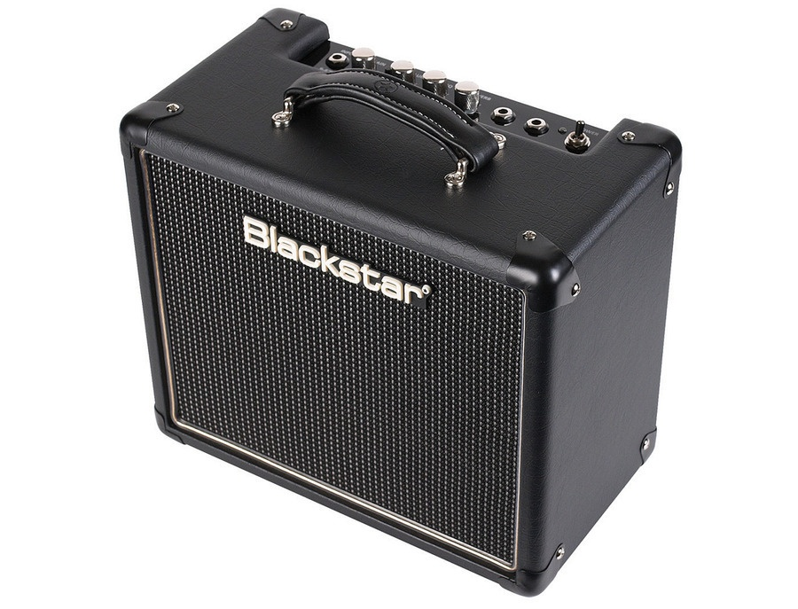 blackstar ht 1r 1 watt tube amp. Black Bedroom Furniture Sets. Home Design Ideas