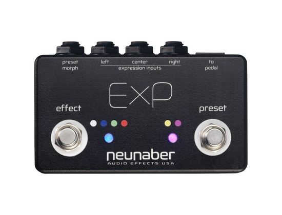 Neunaber ExP Controller for v2 Stereo Pedals