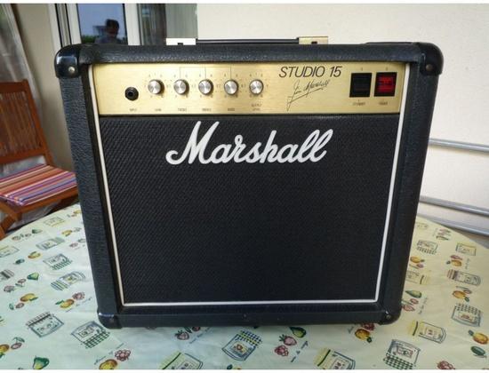 Marshall Studio 15