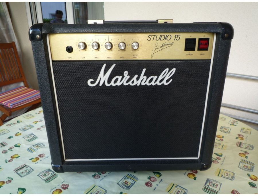 Marshall studio 15 xl