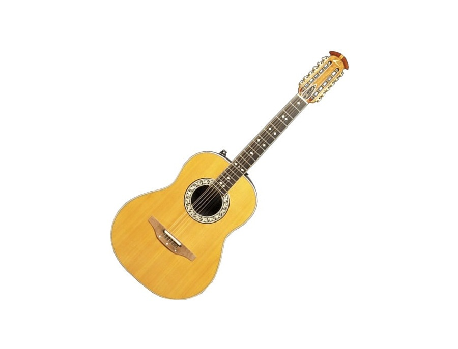 ovation glen campbell 12 string acoustic electric guitar reviews prices equipboard. Black Bedroom Furniture Sets. Home Design Ideas