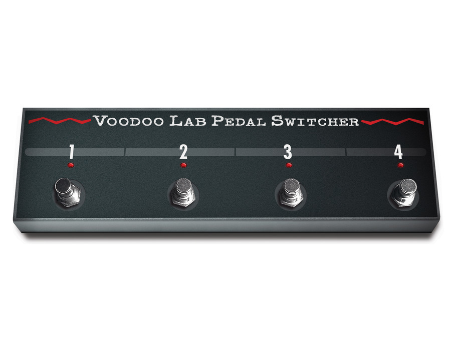 Voodoo lab pedal switcher xl