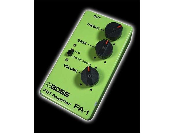 Boss FA-1 Amplifier Pedal