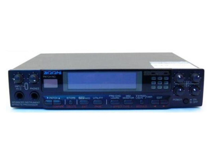 Zoom 9050 Multi-Effects Box