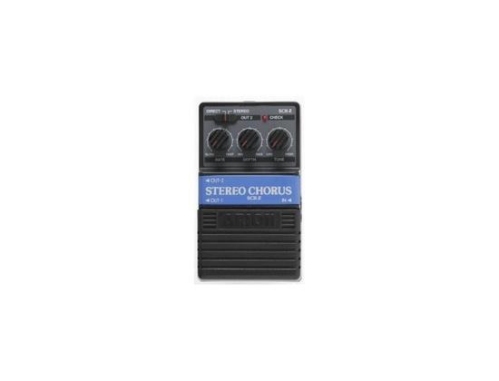 Arion SCH-Z Stereo Chorus Pedal