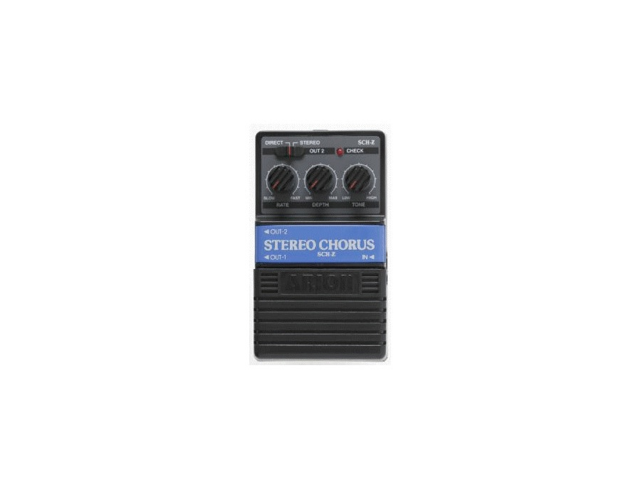 Arion SCH-Z Stereo Chorus Pedal