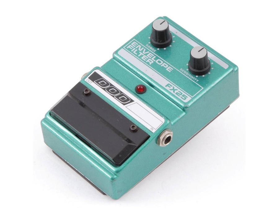DOD FX25 Envelope Filter Pedal